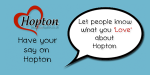 Announcement: Have Your Say On Hopton