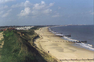 Hopton's New Sea Defences: One Year On