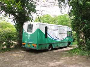 Mobile Library Timetable for Hopton-on-Sea
